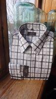 Рубашка мужская МОДНАЯ Luga AG Collection р. 50 , Цена снижена