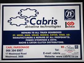 Truck and Bus Gearbox Specialist