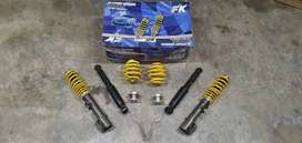 FK Coilovers for Chevrolet Utility