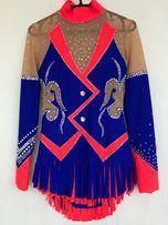Платье купальник для выступлений по фигурному катанию