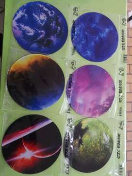 Mousepads available