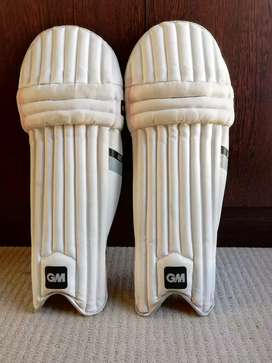GM cricket pads