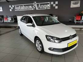 2014 VW Polo 1.6TDi White 142 500Km Excellent Condition
