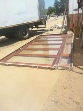 I'm selling used building materials