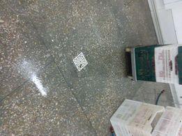 Мозаичные полы из мраморной, гранитной крошки