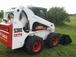 Послуги Bobcat вивезення будівельного сміття Луцьк