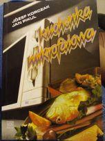 Kuchenka mikrofalowa książka z techniką gotowania