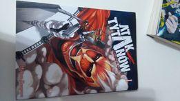 Manga Atak tytanów