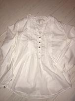 Bluzki białe ciążowe H&M 34 (36)