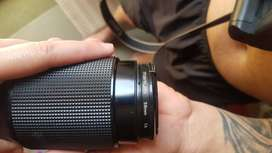 Canon T90 and Lens