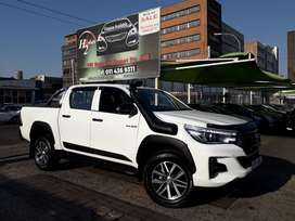2018 Toyota hilux automatic