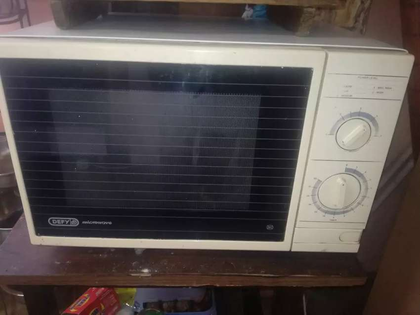 Defy microwave oven 0