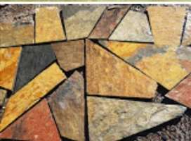 We have the best NATURRAL STONE PRODUCTS.for a home make over.