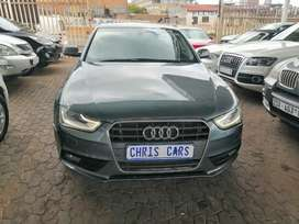 2013 Audi A4 2,0 engine capacity