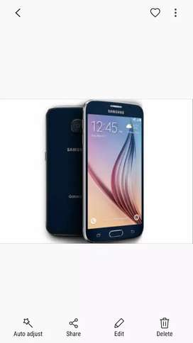 Samsung S6 good condition for sale. N.