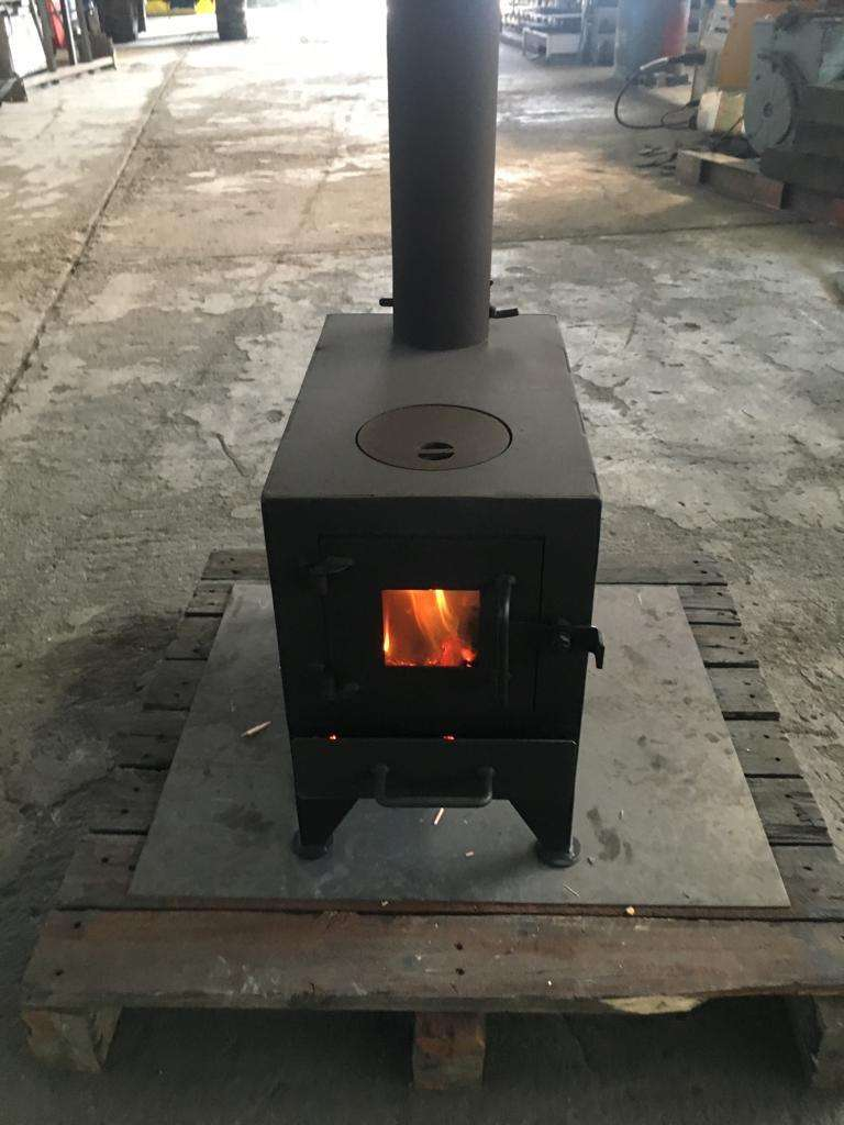 Wood/coal fireplace/stoves 0