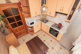 Посуточно уютная квартира с хорошим ремонтом на Оболони. Героев Днепра