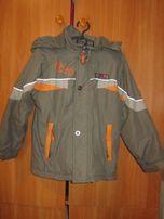 Ветровка курточка для мальчика