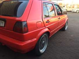 Vw Golf 2 jumbo 1.8 engine