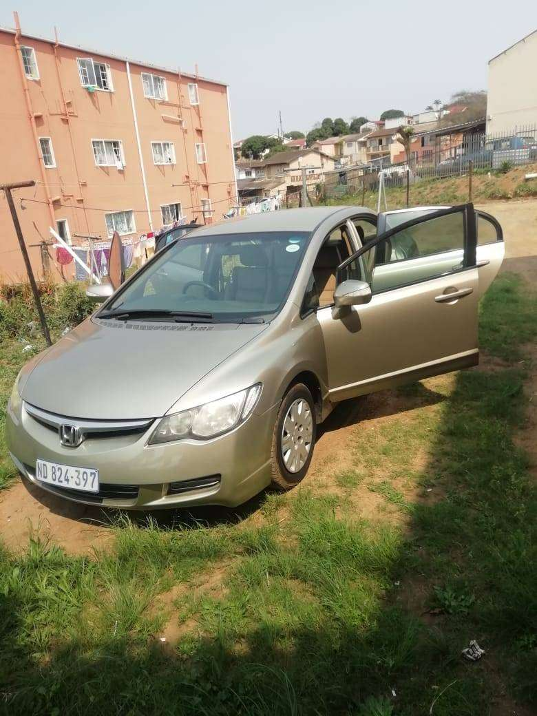 Honda civic 1.8 i-vtec model 2007 0