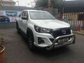 2017 Toyota Hilux 2.4 GD-6