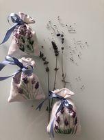 Саше арома-мешочек с лавандой