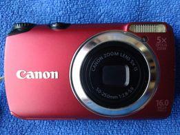 Продам Цифровой Фотоаппарат Canon PowerShot A 3300 IS