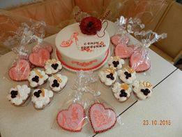 торты,имбирные пряники,капкейки и десерты на заказ