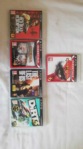 PS3 game bundle for sale