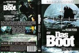 """sprzedam film DVD """"Okręt - Das Boot"""" (Prochnow, Grönemeyer)"""