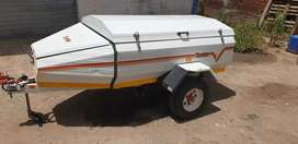 5 ft Venter trailer in excellent condition