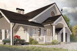 Индивидуальное проектирование домов. Рабочий, эскизный проект.