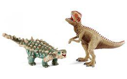 динозавр Шляйх Schleich набор в подарочной коробке
