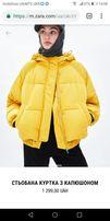 Курточка zara , размер S