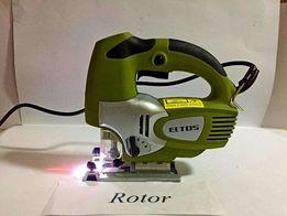 Электролобзик с лазером и подсветкой Eltos ЛЭ 100 920 Вт Гарантия!