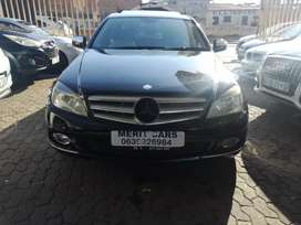 MERCEDES-BENZ C 200 WITH  LEATHER INTERIOR DESIGN SEAT AND SUNROOF