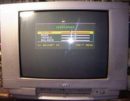 Телевизор кинескопный Sanyo CE21D5 из Германии 21 дюйм стерео