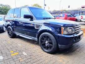 2006  Range rover sport Automatic