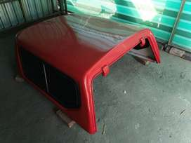 Toyota Hilux D/C canopy