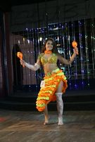 Продам костюм для инд. восточного танца