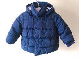 Зимняя куртка baby Gap 6-12 месяцев