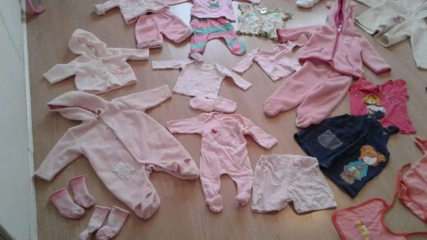Baby clothes for sale.