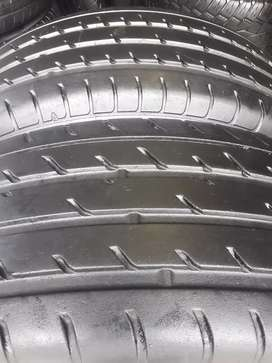 2×235/60/18 TOYOT tyres for sale
