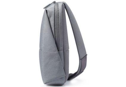 Рюкзак Xiaomi Mi City Sling Bag Light Grey Кропивницкий - изображение 3