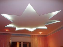 Гипсокартон (потолок, перегородка)