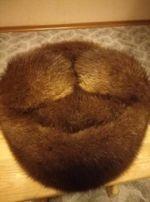 шапка мужская норка