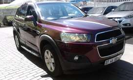 2012 chevrolet captivate on sale