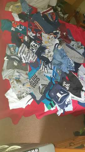 Boy Clothes ages 12-18months and 2-3yrs