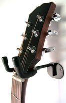 Hak uchwyt wieszak ścienny do gitary akustycznej elektrycznej basowej