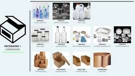 Packaging & Cardboard @ PlastiCo